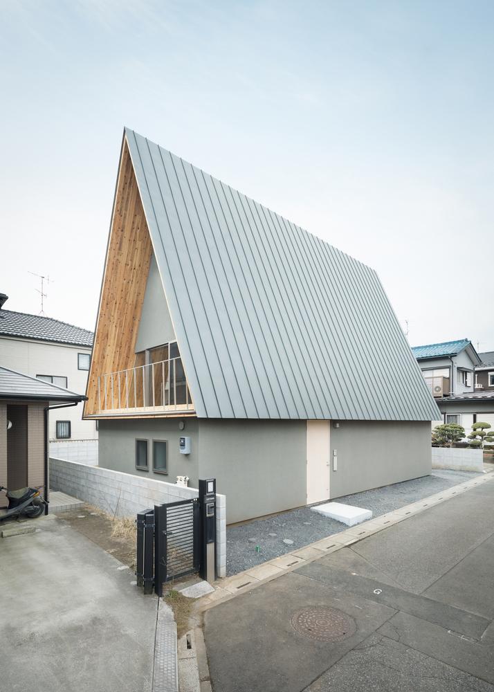 Casa en Iruma / aoyagi design