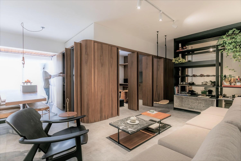 Apartamento IMO / flipê arquitetura