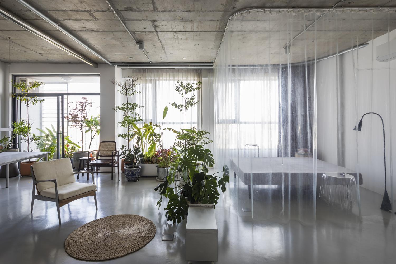 Reforma de un apartamento en Rivaparc / Nhabe Scholae