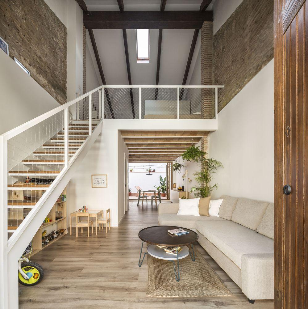 Casa Cabanyal / Nodopía, Arquitectura y Diseño