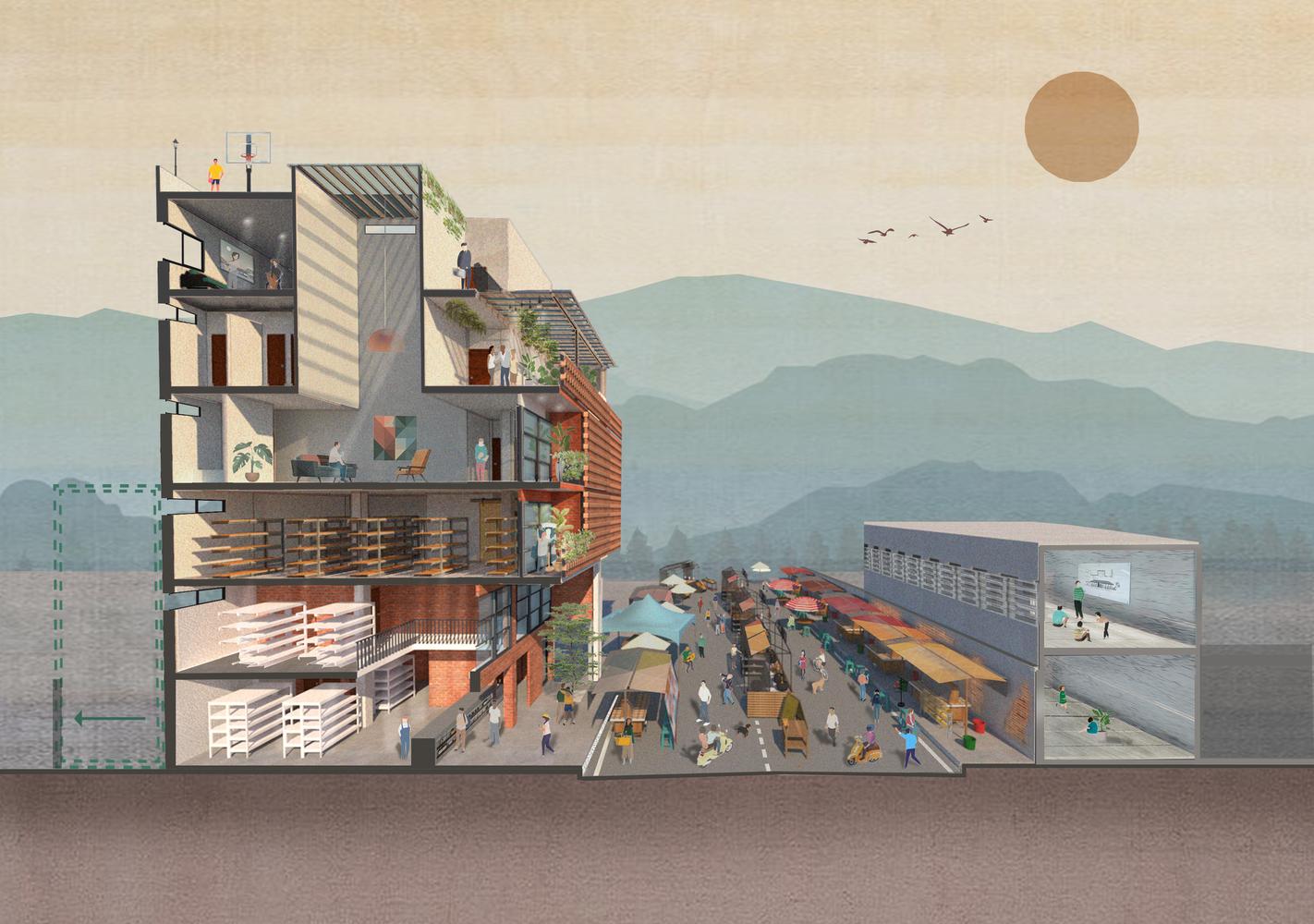 Los mejores dibujos arquitectónicos del 2020